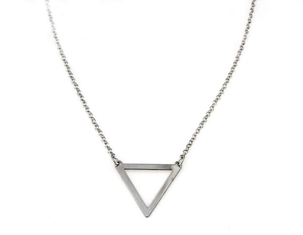 Collana triangolo-0